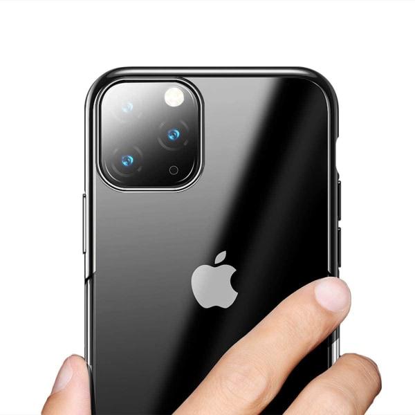 iPhone 11 Pro Max  Mjukt Genomskinligt Bumperskal Transparent