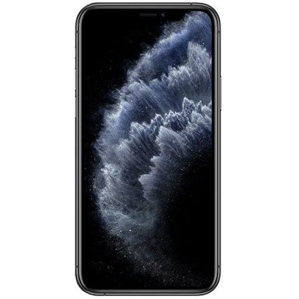 iPhone 11 skal hårt Transparent