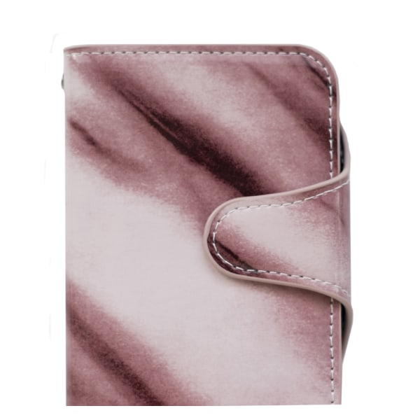 iPhone 7/8 Plus   Marmor Plånboksfodral - Lila! Lila