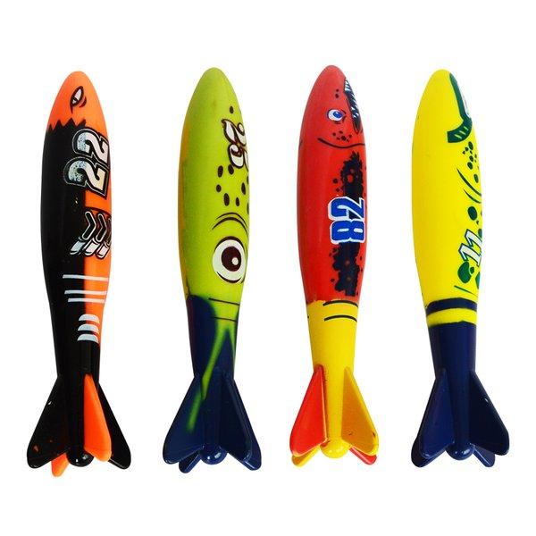 Sukelluskala / Torpedo kala Multicolor