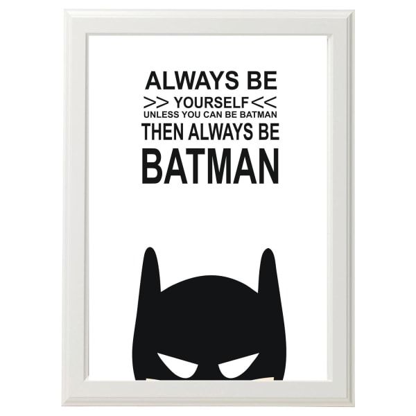 Poster till ram batman