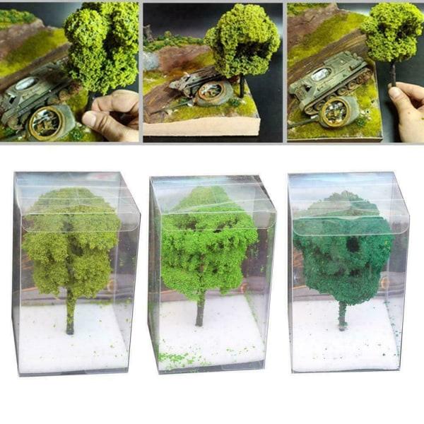 1st Sandbord Landskapsmodell Simulation Tree Plant Model