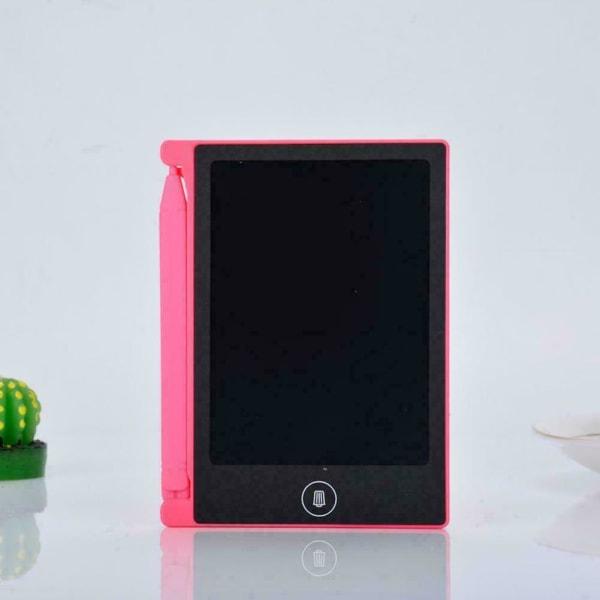 4,4 tums Mini Writing Tablet Digital LCD Drawing Notepad