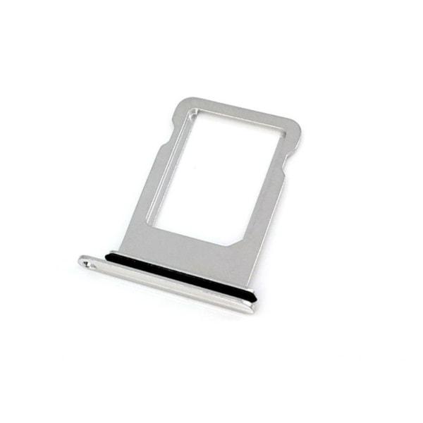 iPhone X Simkortshållare - Silver