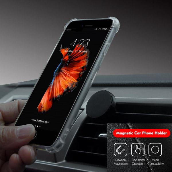 Mobilhållare / Bilhållare / Magnet Hållare Mobil Bil Universal  Svart
