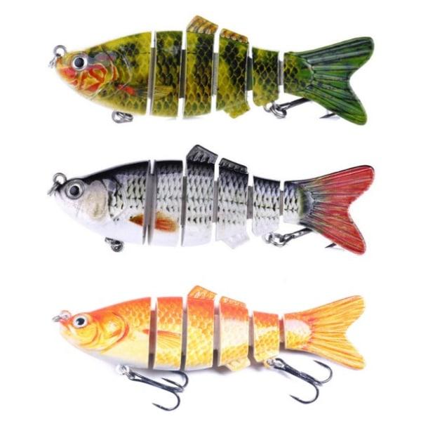 3 x Erealscale Fiske Lure Spear Fiskeutrustningstillbehör 2
