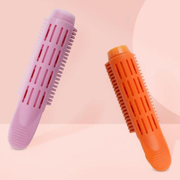 Volumizing Fluffy Hair Clip Hair Root Curler Roller Wave Fluffy 6 färger 6st
