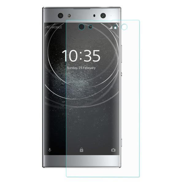 Enkay Displayskydd för Sony XA2 Ultra - Av härdat glas 9H
