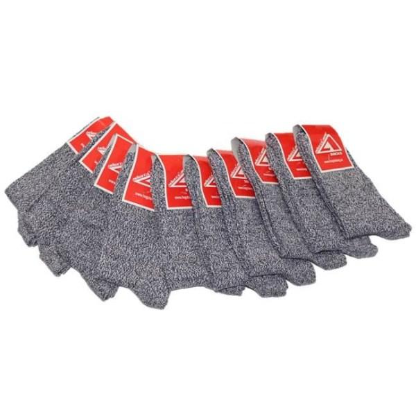 10 Par Högstaberg  vinter Strumpor - Socks 36-40