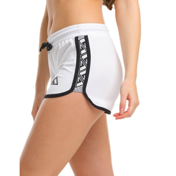 Högstaberg Sport Shorts  White XL