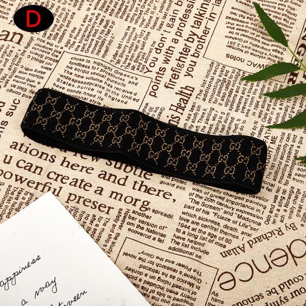 universal Bowknot Elastic Hair Bands For Women Girls Scrunchies D
