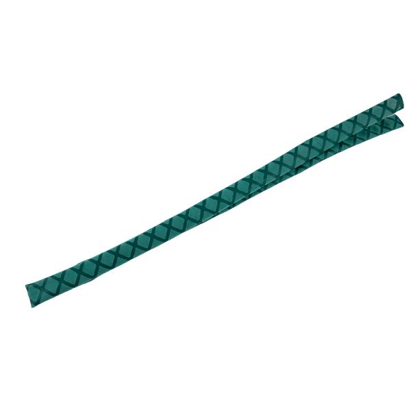 15 mm halkfri värmekrympslang fiskespö isolering rac Green