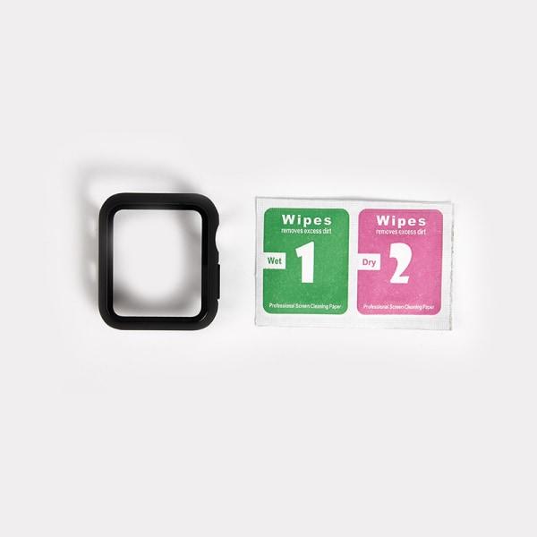 Skyddsglasfodral för Smart Watch Series 6/5/4/SE/3/2/1 38/ 3