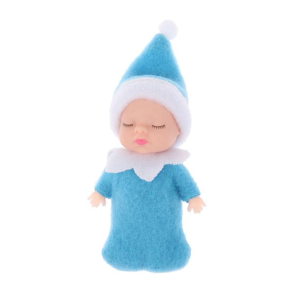 Christmas Baby Elf Dolls Baby Elves Dolls Leksaker Mini Elf Xmas De A