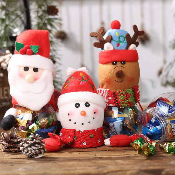 Julklapp Hängande hand Barns presentförpackning Julplast B