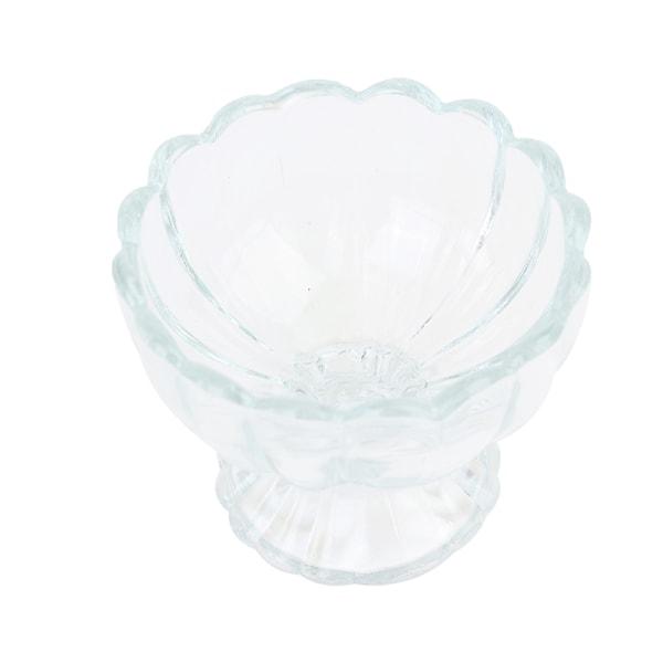 cocktailglas efterrätt kopp enkel bägare glass skål kall dis ONE SIZE