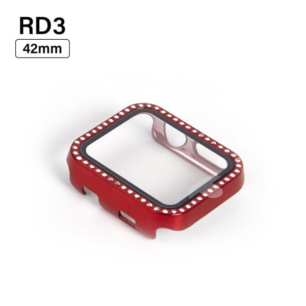 Smart Watch Series SE 6 5 4 Diamond Bling Protector Case Full C 3