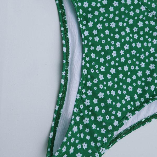 badkläder push up biquini hög midja baddräkter brasiliansk v-ne BL