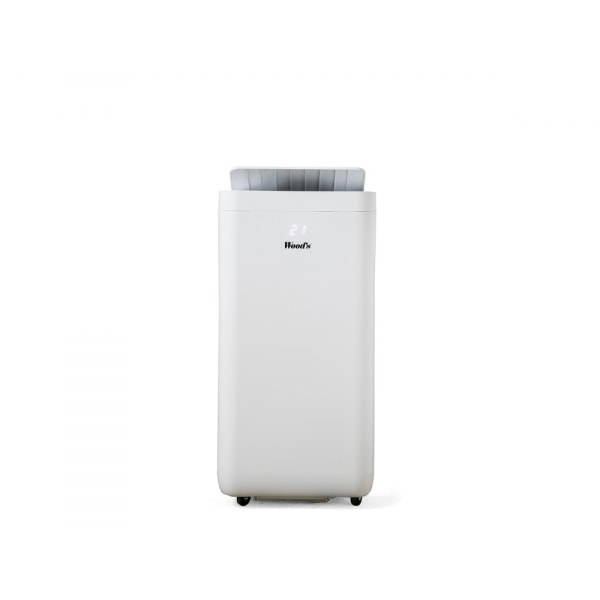 Portabel Luftkonditionering - Woods Milan WiFi - 26m2 rum