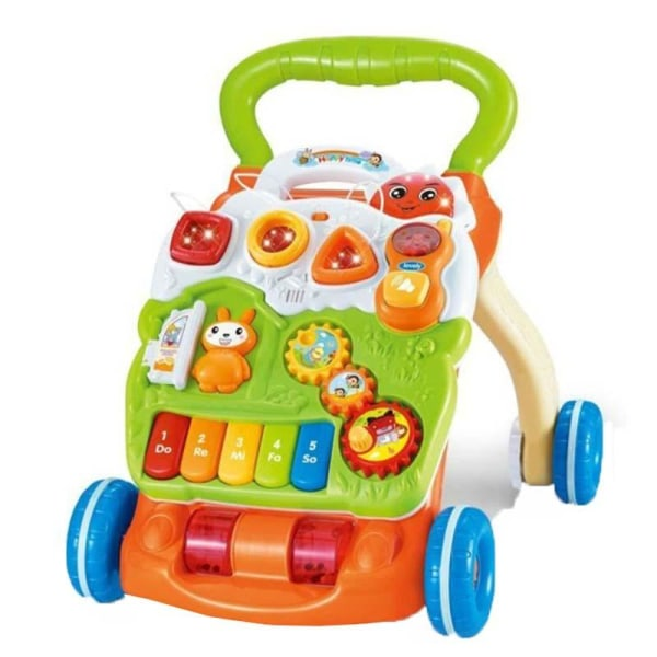 Ladida Gåvagn Baby Musical and Learning Walker Grön one size