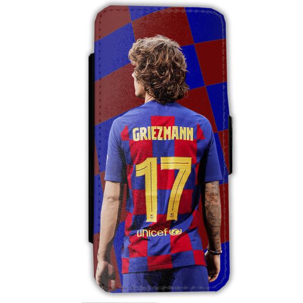 Griezmann Barcelona iPhone  7 / 8  Plånboksfodral fodral skal