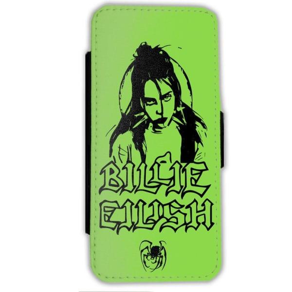 Billie Eilish Samsung S10 PLUS Plånboksfodral fodral grön