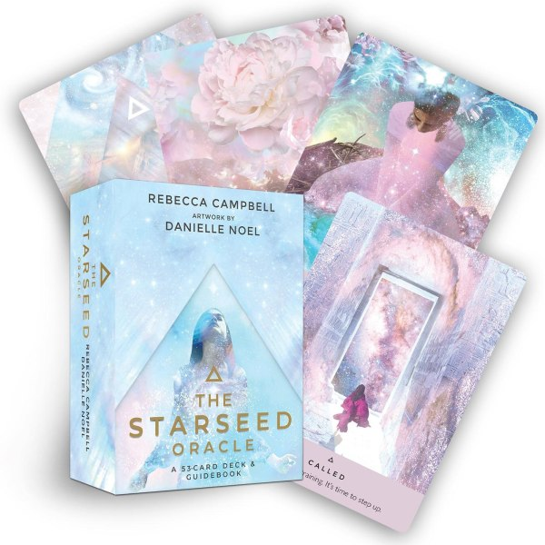 The Starseed Oracle 9781788172882
