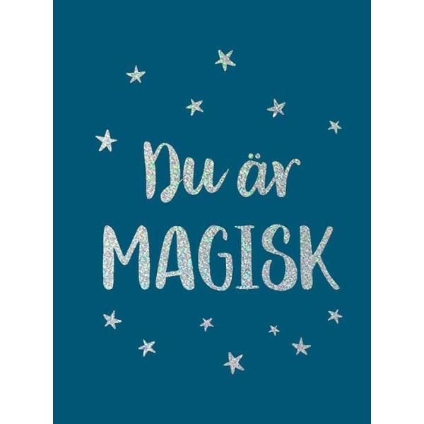 Du är magisk 9789179853747