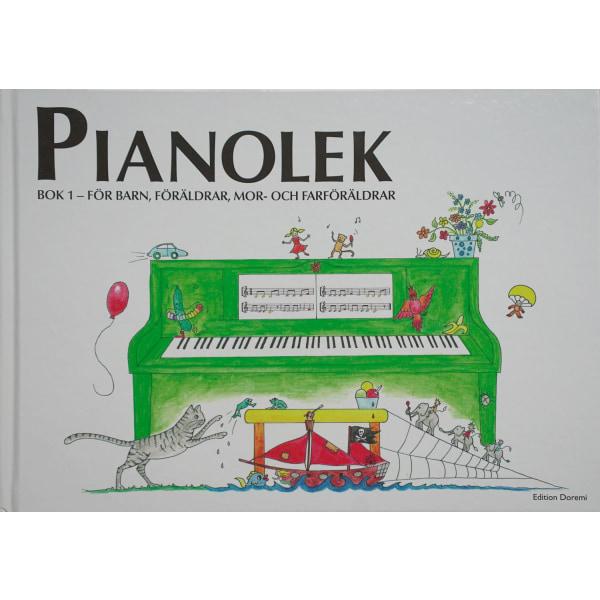 Pianolek 9788799566792