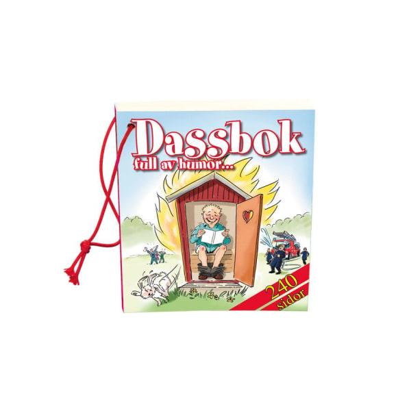 Dassbok : full av humor ... 9789198412673