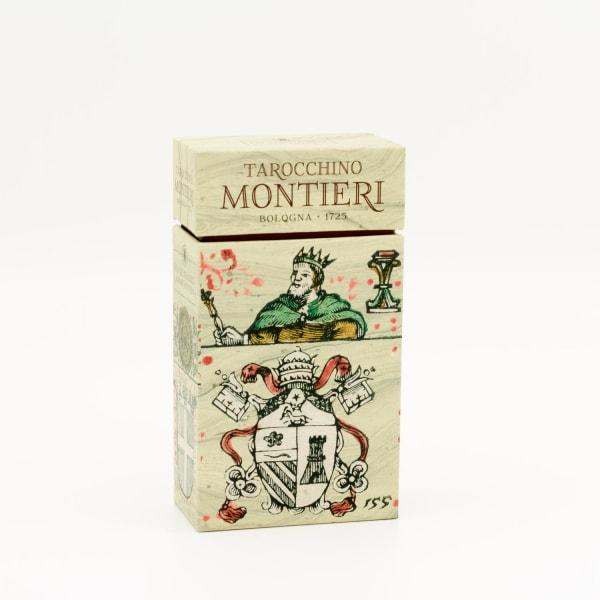 Tarocchino Montieri - Anima Antiqua 9788865276693