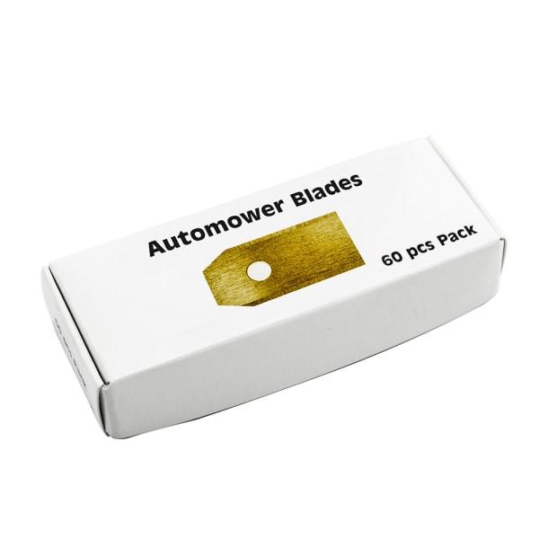 60-pack Knivblad till Husqvarna Automower, Gardena, 0.7mm