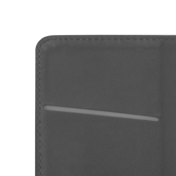 Smart Magnet fodral för Huawei P8 Lite/P9 Lite (2017), svart svart