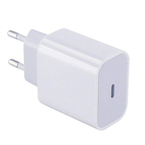 USB-C Strömadapter med snabbladdning, 18W