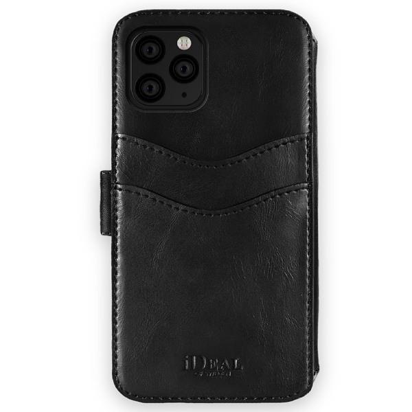 iDeal STHLM Wallet svart, iPhone 11 Pro svart