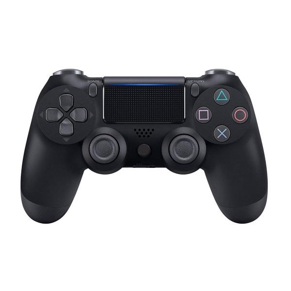 PS4 DualShock Bluetooth trådlös handkontroll Svart