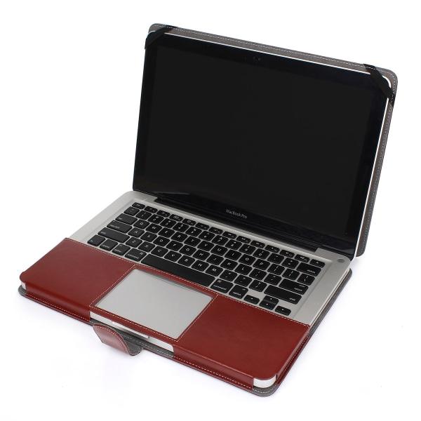 """Fodral för MacBook Pro 15"""" (2016-2017), brun brun"""