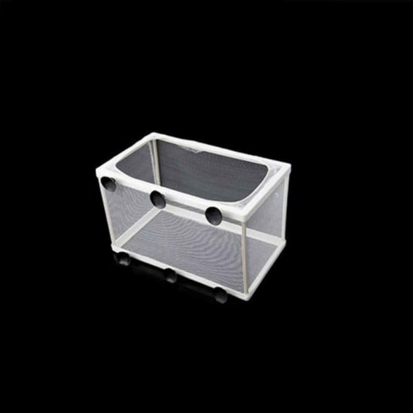 Akvarium Fish Tank Guppy avel Fish Gauze Trap Box Isolator