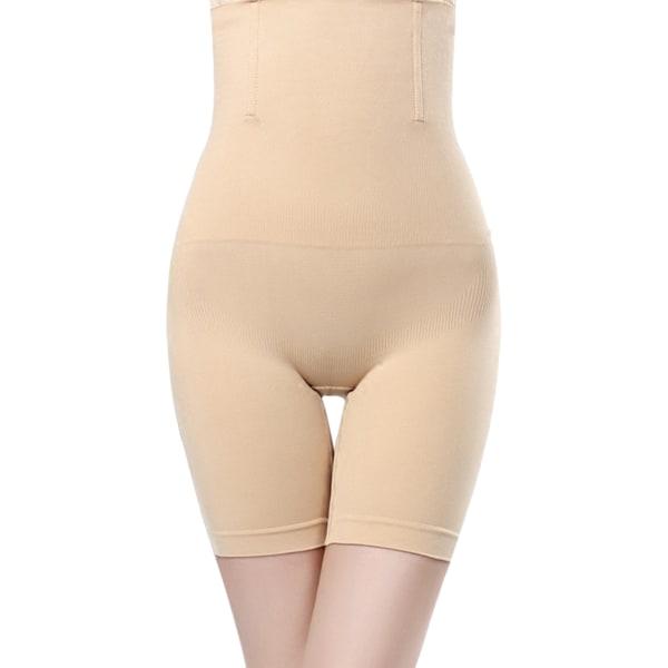 Body Shaper sömlösa kvinnor hög midja lifter trosor underbyxor