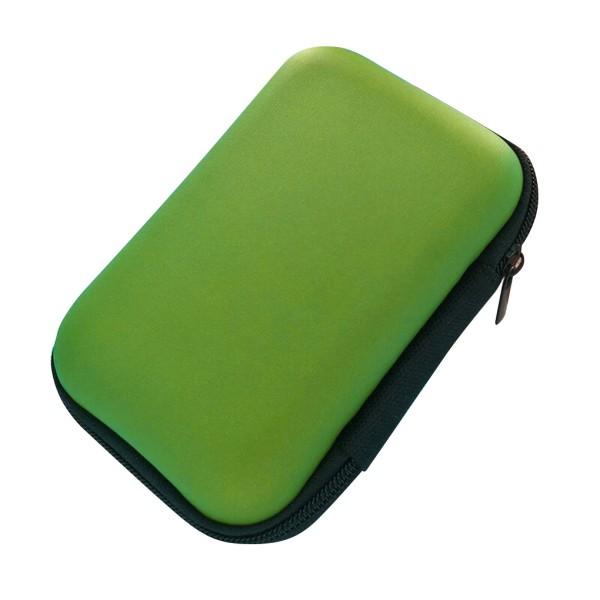 Hörlurskabel Förvaringsväska Laddare Power Bank Bag Pocket Pouch No.8