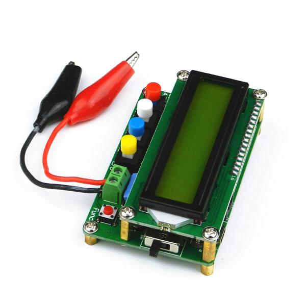 LC100-A Digital högprecisions induktans kapacitansmätare