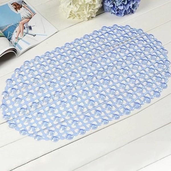 Nytt badrumsbadkar Halkskyddad golvmatta med bubbelbadkar