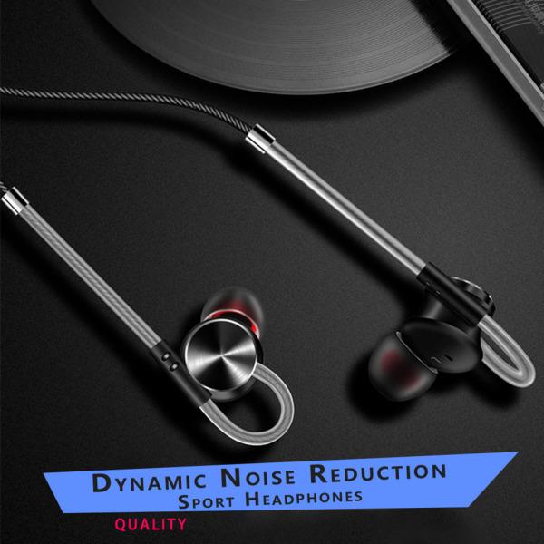 QKZ DM10 hörlurar 12 mm metall-in-ear-headset
