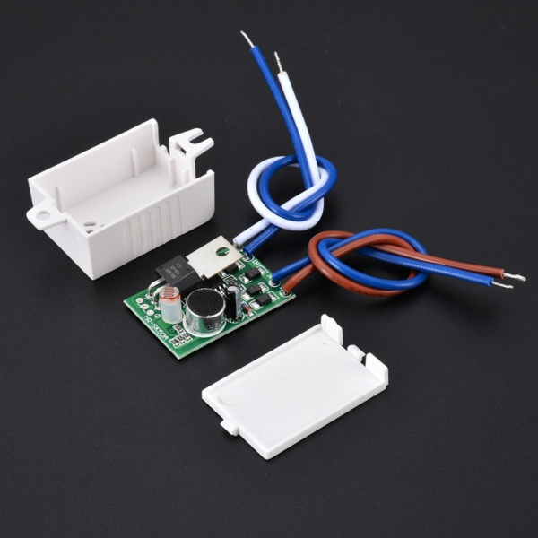 Röstljussensor Automatisk ljussensor