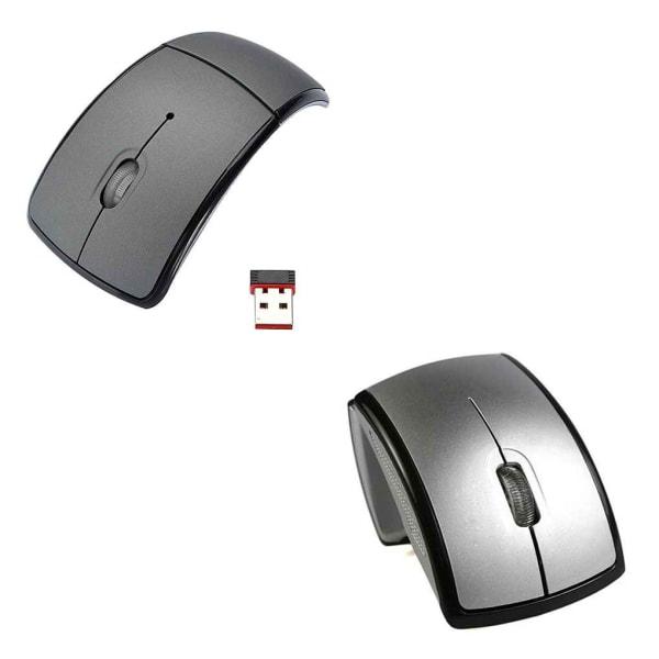Trådlösa vikbara mus trådlösa möss USB-vikbara mottagare