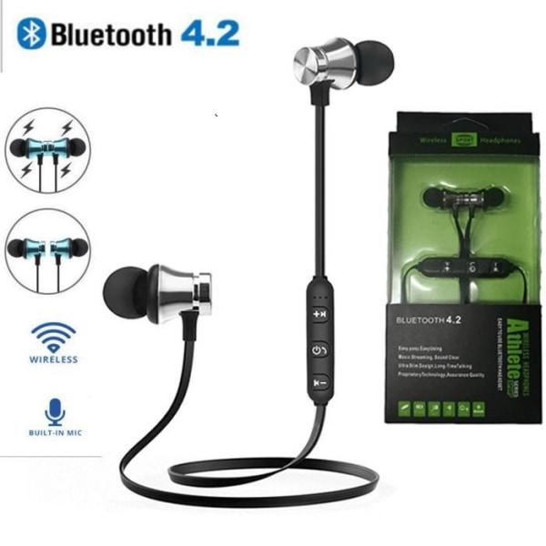 XT11 Hörlurar med Bluetooth 4.2 - för iOS & Android