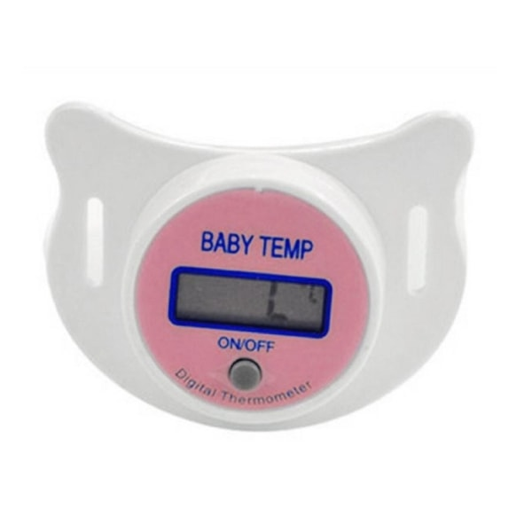 Febertermometer Napptermometer Rosa Rosa one size