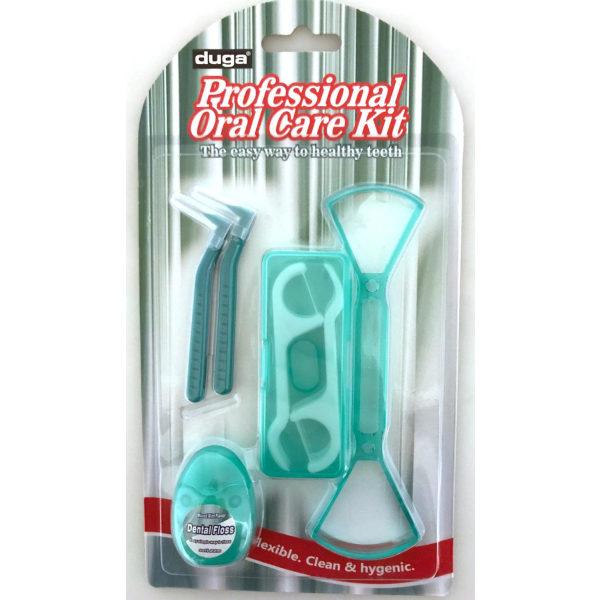 4 -Dele - Tungeskraber - Oralhygiejne - Tungeskraber / Floss