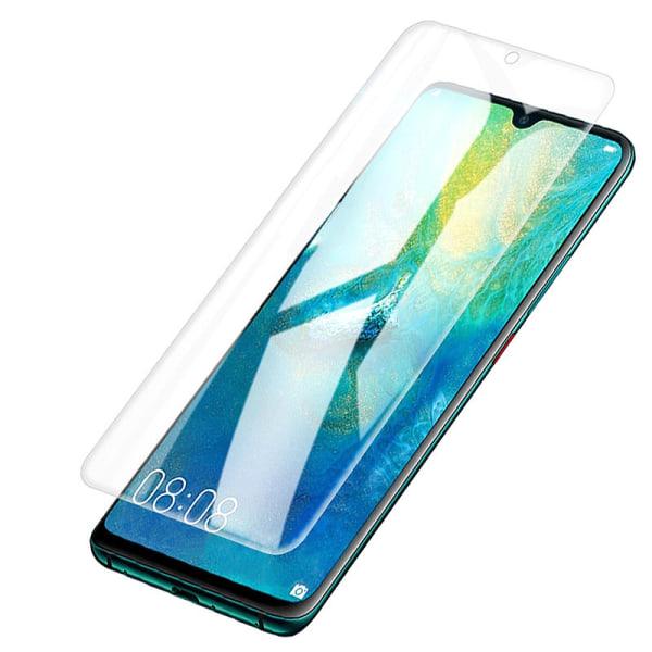 Skärmskydd Huawei P30 Pro - Heltäckande Glas / Skyddsglas