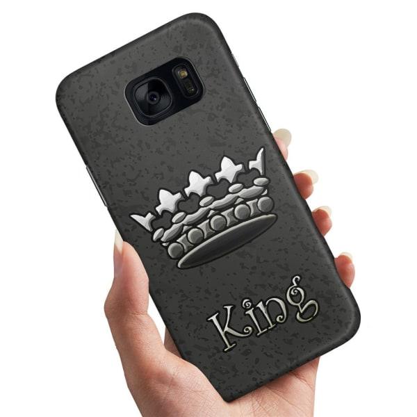 Samsung Galaxy S7 - Skal / Mobilskal King
